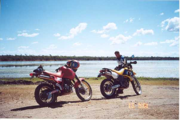 OzDOM #041 at Reeves Lake